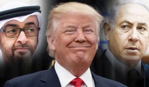 Donald Trump anuncia acuerdo histórico entre Israel y Emiratos Árabes Unidos