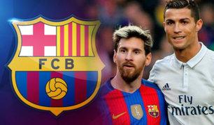 ¿Cristiano Ronaldo sería el nuevo fichaje del Barcelona?