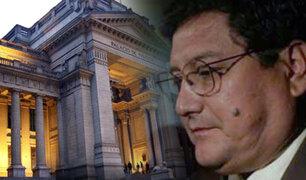 Corte Suprema revisará sentencia a Fernando Zevallos
