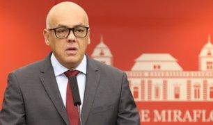Venezuela: ministro de Comunicación anuncia que dio positivo por coronavirus