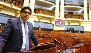 Martín Benavides: ministro de Educación respondió pliego interpelatorio ante el Pleno