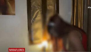 Intervienen prostíbulo que funcionaba en edificio de Miraflores