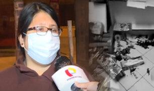 San Juan de Miraflores: dos hermanas fueron acuchilladas tras impedir el robo de 10 mil soles