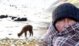 Senamhi: sierra sur soportará temperaturas de 19 grados bajo cero