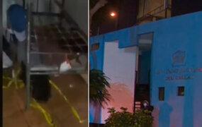 Callao: Delincuentes inmovilizan a vigilante para robar autopartes