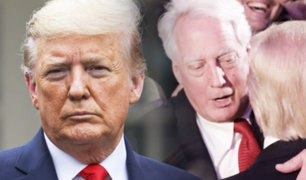 EEUU: hospitalizan al hermano de Donald Trump