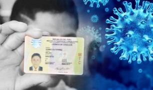 Sepa cómo obtener el brevete en tiempos de pandemia