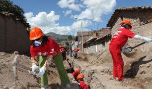 Más de 100,000 empleos generará programa Trabaja Perú en todo el país