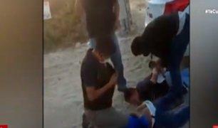 Piura: PNP detuvo a banda de raqueteros con disparos al aire