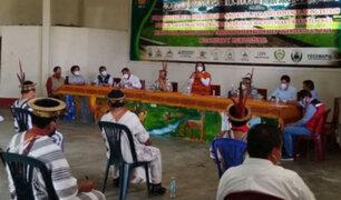 Mincul entregó kits de alimentos a más de 100 comunidades indígenas de Junín