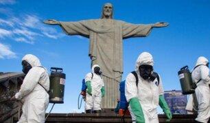 Sitios turísticos de Brasil reabrirán sus puertas desde hoy