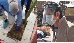 Huancayo: Encuentran cuerpo de adolescente enterrado en casa de catedrático