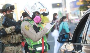 Cuarentena: conozca las multas por infringir las medidas sanitarias