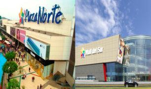 Centros comerciales se pronuncian sobre medida de inmovilización total de los domingos