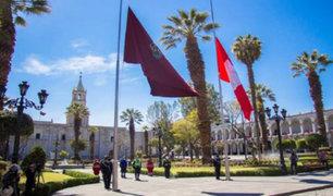 Arequipa cumple hoy 480 años de fundación en medio de una cuarentena estricta