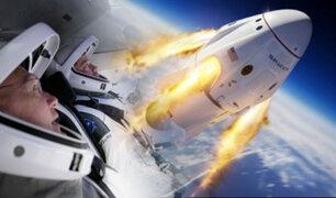 """La NASA y SpaceX planean primer vuelo operativo del """"Crew Dragon"""" para octubre"""