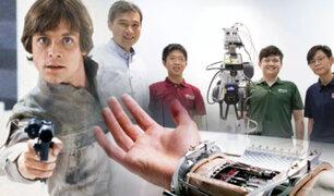 Star Wars inspira a la fabricación de piel artificial que pueda sentir