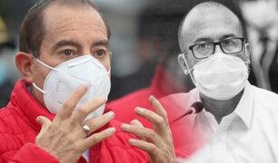 Walter Martos: No estaba planeado contratar a Víctor Zamora como asesor