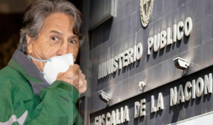 Alejandro Toledo: envían acusación de 20 años y 6 meses a EEUU por caso Odebrecht