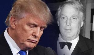 Falleció Robert Trump, el hermano menor del presidente de EEUU