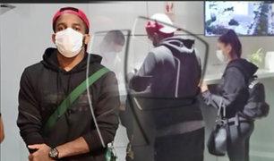EXCLUSIVO | Jefferson Farfán llegó al Perú tras su salida del Lokomotiv