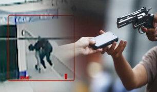 Delincuencia imparable: arrebatan celulares para ser ofertados en el mercado negro