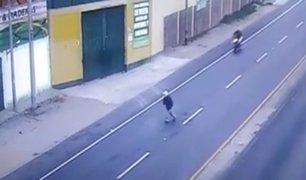 Trujillo: anciano muere tras ser atropellado por moto
