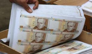 Incautan más de 190 mil soles en billetes falsos en una vivienda de Puente Piedra
