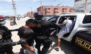 Lambayeque: más de 1200 detenidos por no respetar inmovilización social obligatoria