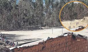 Pese a emergencia sanitaria juegan fútbol y beben licor en Áncash