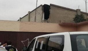Rímac: muro del Fuerte Hoyos Rubio se desprende y mata a mujer