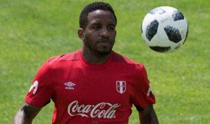 Farfán se unió a entrenamientos de la selección en la Videna
