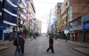 Crisis en Gamarra: solo el 30% de empresarios pudieron reabrir sus negocios
