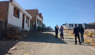 Arequipa: menor es asesinado tras verse inmerso en una pelea