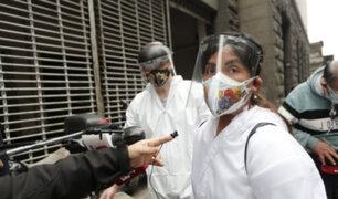 Caso Fuerza Popular: Mark Vito acudió a Fiscalía para entregar más de 6 mil documentos