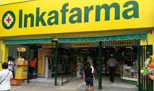 Denuncian a Inkafarma por vender medicinas por delivery con 40 % más del costo real