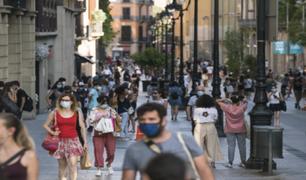 España se convierte en país con más infectado por cada 100 000 habitantes en la UE
