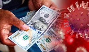 Dólar cierra en S/ 3.58, máximo nivel desde el 2002
