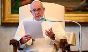 Papa Francisco respaldó la unión civil entre personas del mismo sexo
