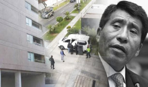 Familiares de Moisés Mamani retiraron documentos sin ninguna medida de seguridad