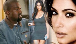 Kim Kardashian anuncia que vivirá separada de su esposo