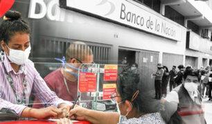 Bono Universal: solo se está desembolsando a las familias que aún no recibieron bono