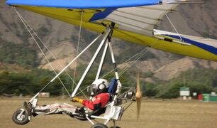 San Bartolo: desaparecen dos personas que viajaban en alta delta motorizada