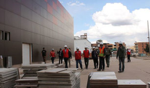 Cusco: oficializan contrato entre Perú y Francia para construcción de hospital Antonio Lorena