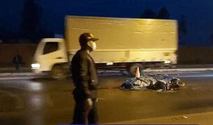 Ciudadano extranjero mata a palazos a un vendedor en La Libertad