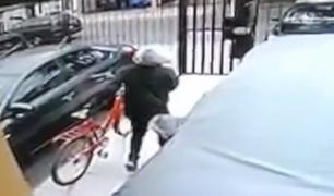 Bicicletas en la mira de delincuentes en diversos puntos de Lima