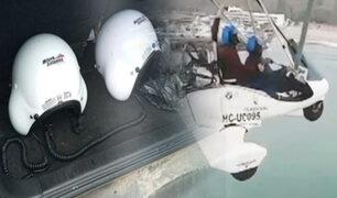 Pucusana: tras hallazgo de cascos que serían de tripulantes se reanuda búsqueda en alta mar