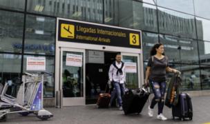 MTC sobre apertura de vuelos internacionales: será para casos de extrema necesidad