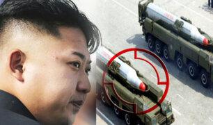 EE.UU.: Corea del Norte posee 60 bombas nucleares y un gran arsenal de armas químicas