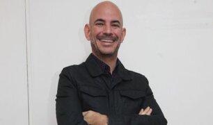 Ricardo Morán reveló haber dado positivo a la COVID-19